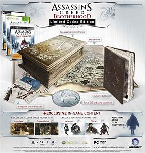 Assassins Creed Brotherhood Special Collectors Edition