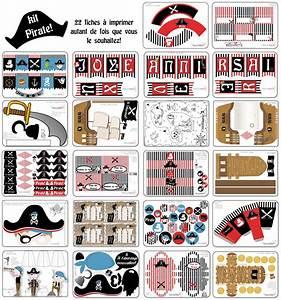 Deco Anniversaire Pirate : invitation anniversaire pirate coloriage ~ Melissatoandfro.com Idées de Décoration