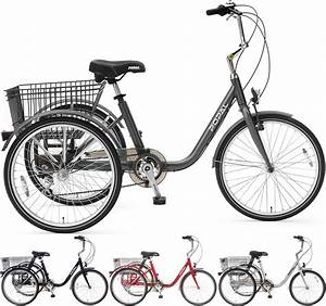 Senioren Dreirad Gebraucht : 24 zoll popal 2403 senioren dreirad 6 gang fahrr der ~ Kayakingforconservation.com Haus und Dekorationen