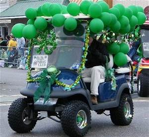 25 best images about Golf Cart Decorations on Pinterest