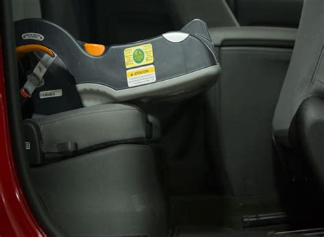 Clever Child Seat Installation In Extended-cab Pickups