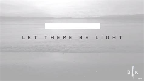 let there be light worship together worship song videos