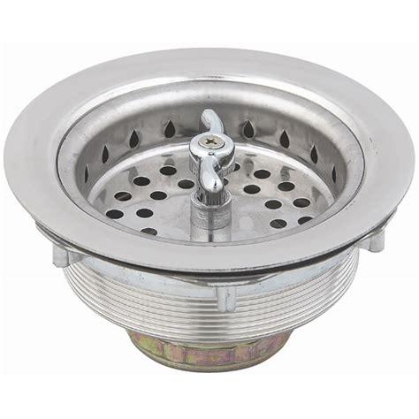 kitchen sink locknut watts 653 003bn lok spin sink strainer 2771