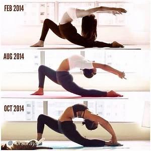 Alles nur eine Sache der Übung | Yoga | Pinterest ...