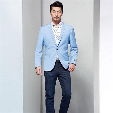 mens light blue blazer mens light blue suit jacket dress yy