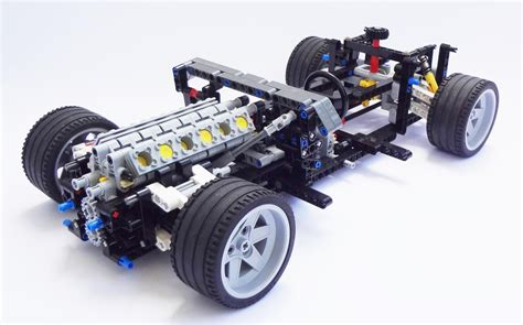 technic car technic car chassis the car blog