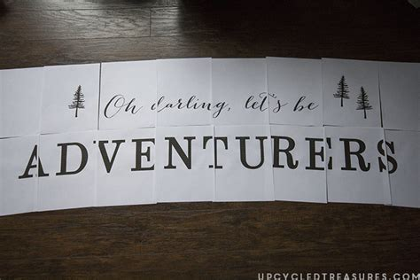 Lets Be Adventurers Wall Art
