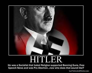 Is Hitler a Lef... Socialist Party Quotes