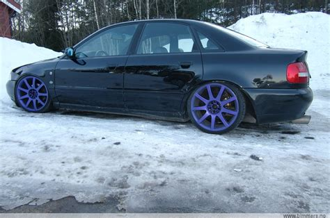 Audi B5 A4 Turbo Stance-build Norway