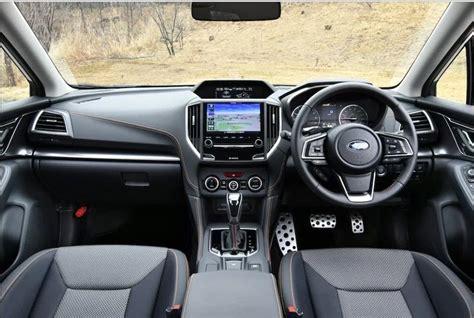 subaru xv interior  features luxury cars
