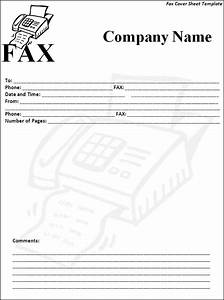 search results for free fax cover sheet templates With free cover sheet template