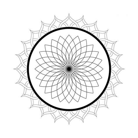 Coloring Mandala by Free Printable Mandala Coloring Pages For Adults Mandala