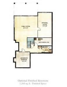finished basement floor plans the at west gloucester finished basement option