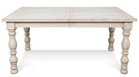 riverside furniture aberdeen  rectangular farmhouse