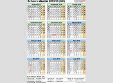 June 2019 Calendar With Holidays UK calendar for 2019