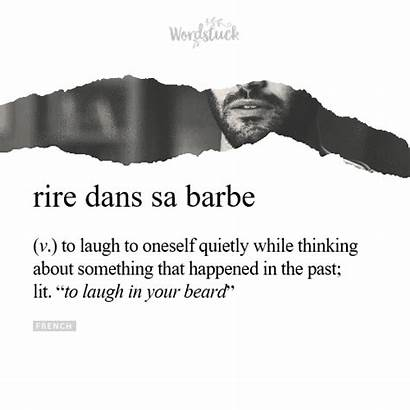 Words French Verb Gifs Word Stuck Moustache