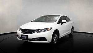 Honda Civic Lx Sedan 2014