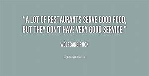 Food Service Mo... Restaurant Dining Quotes