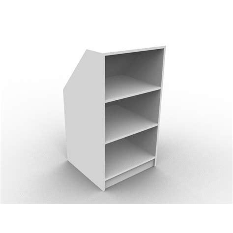 placard d angle cuisine etagère sous pente sur mesure modèle