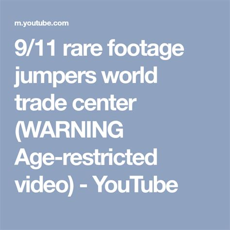 Pin On Twin Towers