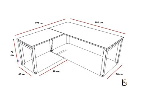 bureau plan bureau d angle quadra mobel linea bureaux opératif