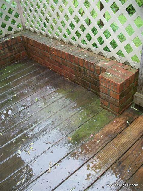 clean  deck hometalk