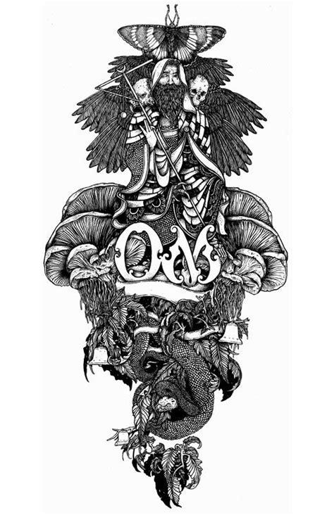 david d'andrea - Google Search | Weedian Proceedeth in 2019 | David d, Om art, Illustration art
