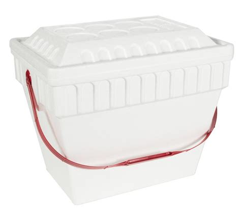 chest cooler styrofoam cooler 24 can with handle sportsman 39 s warehouse