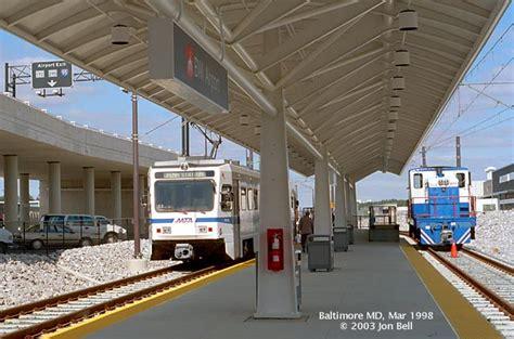 bwi light rail baltimore light rail