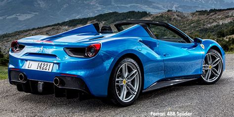 488 Spider Photo by New 488 Spider Images Photo Gallery Car