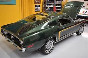 1968 Mustang GT Fastback Highland Green - For Sale - MyRod.com
