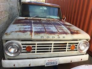 1966 Dodge Power Wagon Crew Cab For Sale  Photos