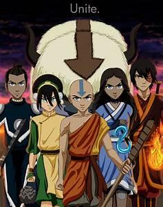 Avatar Last Airbender vs Legend of Korra – Naneek94's