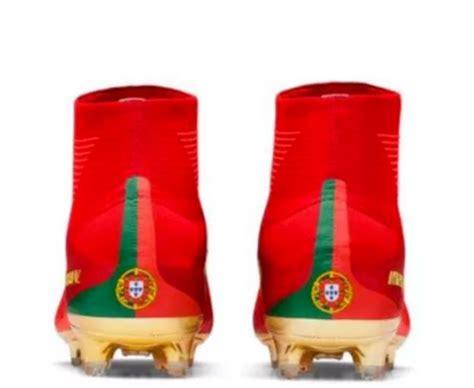 cristiano ronaldo portugal star  special boots
