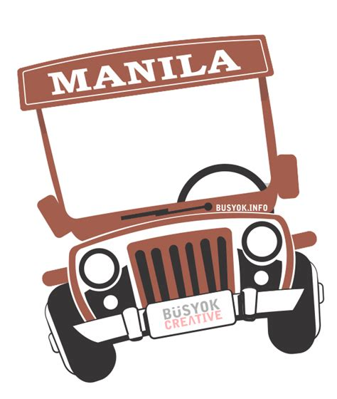 philippines jeepney drawing filipino jeepney clipart clipart suggest