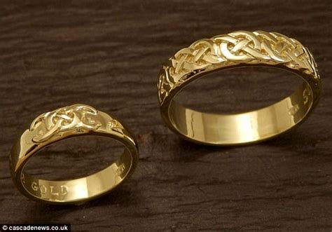 greenwood spends months panning for gold to make engagement ring daily mail online