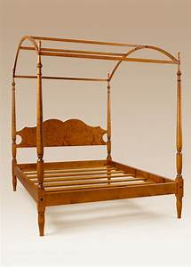 Historical, Knox, Arched, Canopy, Bed