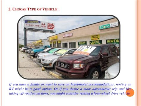 Tips To Find The Right Car Rental In Tampa,florida