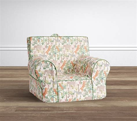 Pottery Barn Anywhere Chair Slipcover by Justina Blakeney Anywhere Chair 174 Slipcover Only Pottery
