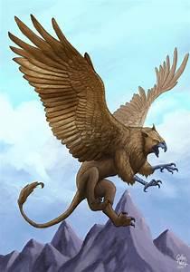 Chimera, myth, gryphon #Mythical #Fantasy #Creature ...