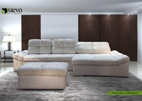 sofa sob medida limeira sof 193 s retr 193 teis inclin 193 veis chaise de casal e
