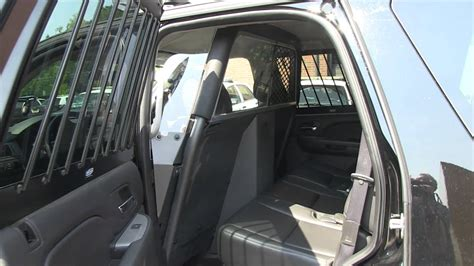 chevy tahoe police sergeant vehicle installation youtube
