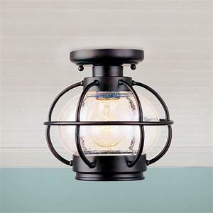 Nautical onion outdoor ceiling light by shades of