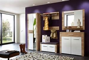 Moderne Garderobe Mit Bank : garderobe buche bei lifestyle4living entdecken ~ Bigdaddyawards.com Haus und Dekorationen