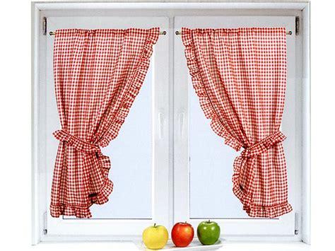 petit rideau cuisine vente achat de petits rideaux cantonnières valances petits voilages brises bise 2