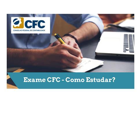 Exame Suficiência Cfc 20171 Data Da Prova, Análise Do Edital E Dicas
