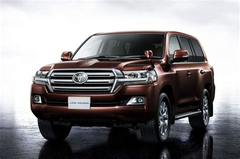 2019 Toyota Land Cruiser Review, Release Date, Redesign