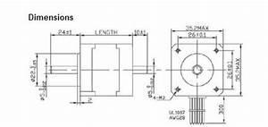 Buildyourcnc  4 U0026quot  Dual Shaft  1 0 Amps