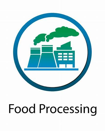 Industry Target Processing Icon
