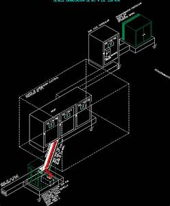 Isometric Compact Substation With Two Transformers  304 6